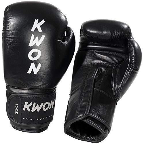 KWON Boxhandschuh Classic 10 oz schwarz