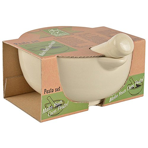 Esschert Design Pesto-Set aus Ceramics, 15,5 x 16,8 x 10,6 cm