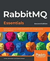 RabbitMQ Essentials, 2nd Edition Front Cover