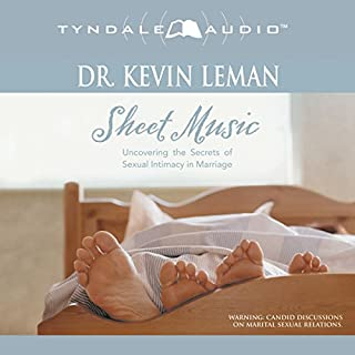 Sheet Music audiobook cover art