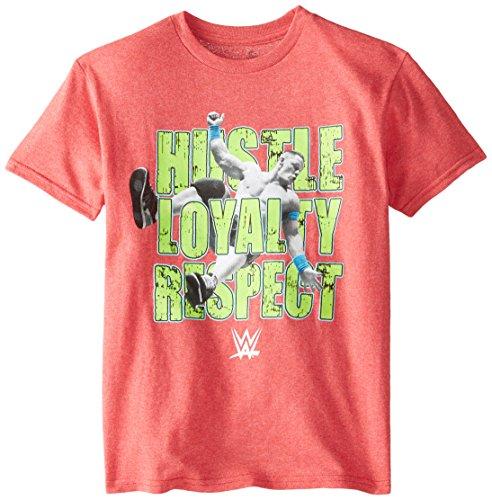 WWE Big Boys' John Cena T-Shirt Shi…