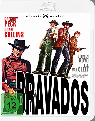 Bravados - Classic Western [Blu-ray]