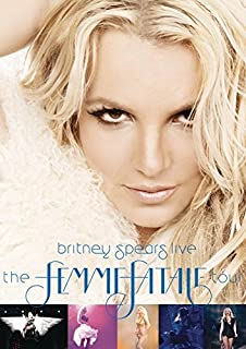 Britney Spears Live: The Femme Fatale Tour by Sony Legacy