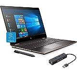 HP Spectre x360 2-in-1 Touchscreen Laptop, 4K UHD...
