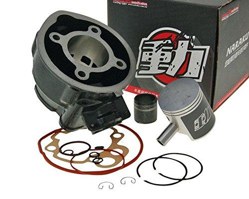 Zylinder Kit NARAKU 70ccm 25/28mm für Yamaha-DT 50 (95-02) AM6