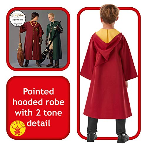 Rubies-Official-Harry-Potter-Quidditch-Robe-Childs-Costume