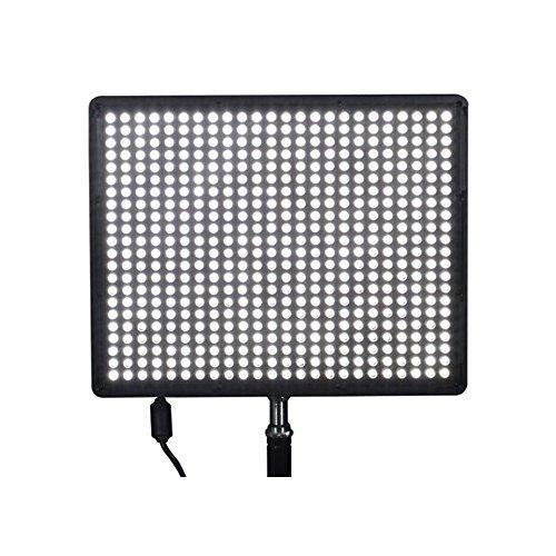 Aputure AL-528S Amaran - Luz LED para filmación de vídeo digital, color negro