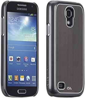 Case-Mate - Barely There Sleek for Samsung Galaxy S4 mini in Silver, CM030310