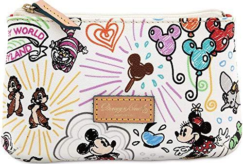 Disney Parks Dooney and Bourke Sketch Cosmetic Case -  DisneyParks, 5251741