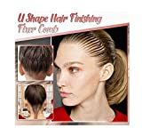 U Shape Hair Finishing Fixer Comb Set, Women and Girls Hairstyle Hair Accessories