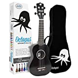 Octopus  Uk-200 bk soprano  Color negro