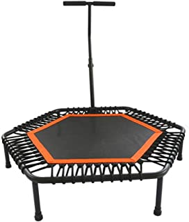 Fit-Treat- Fitness Trampoline with Handle