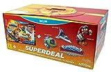 Skylanders SuperChargers - Starter Pack - Superdeal in Geschenkbox mit Zusatzfiguren [Nintendo Wii U]