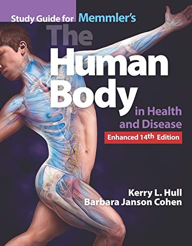 Bundle of Memmler's The Human Body in Health and Disease + Study Guide