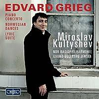 Grieg: Piano Concerto, Norwegian Dances, Lyric Suite (2012-02-10)