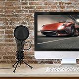 Immagine 1 ammoon treppiedi microfono stand per