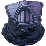 Star Wars Darth Vader Neck Gaitor, Black, One Size