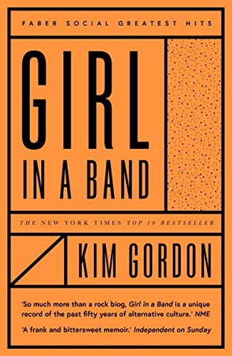 Girl in a Band: Kim Gordon
