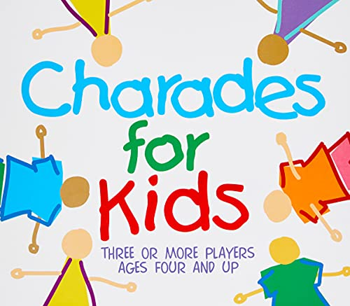 Paul Lamond Games 5012822058300 Charades For Kids G