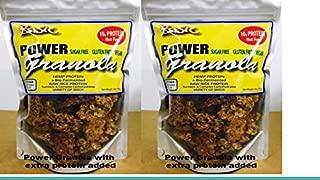St Amour Basic Power Granola Original - 2 pack - Sugar Free-Gluten Free-Vegan