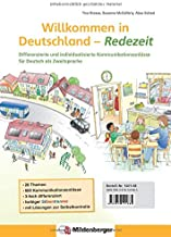 Willkommen in Deutschland – Redezeit: Differenzierte und individualisierte Kommunikationsanlässe für Deutsch als Zweitsprache