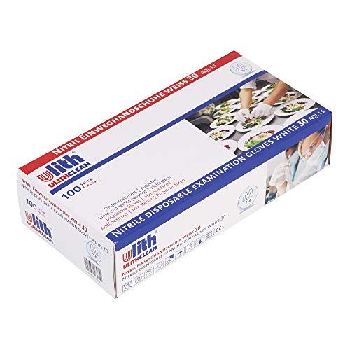 Ulith Nitrilhandschuhe 100 Stück/Box puderfrei Preis für 10 Boxen (=1.000 Stück)