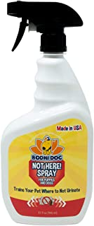 Bodhi Dog Not Here! Spray | Trains Your Pet Where Not to Urinate | Repellent & Training Corrector for Puppies & Dogs | for...
