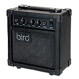 Bird GA610 Amp eléctrica Guitarra Negro