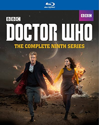 Doctor Who - Series 9 - Complete [Blu-ray]