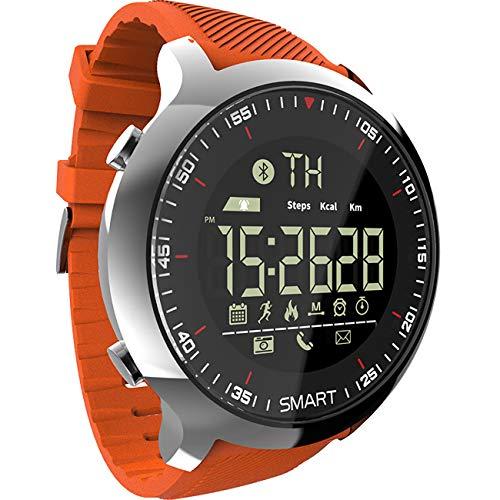 MRSGG Relojes electrónicos para hombres, al aire libre impermeable multifuncional deportes relojes digitales para hombres y mujeres