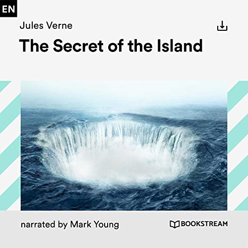 The Secret of the Island cover art