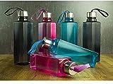 Water Bottle Pack of 3l   Reusable   Leak Proof   Fridge Plastic Bottle Bottle (Pack of 3)