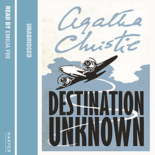 Destination Unknown cover art