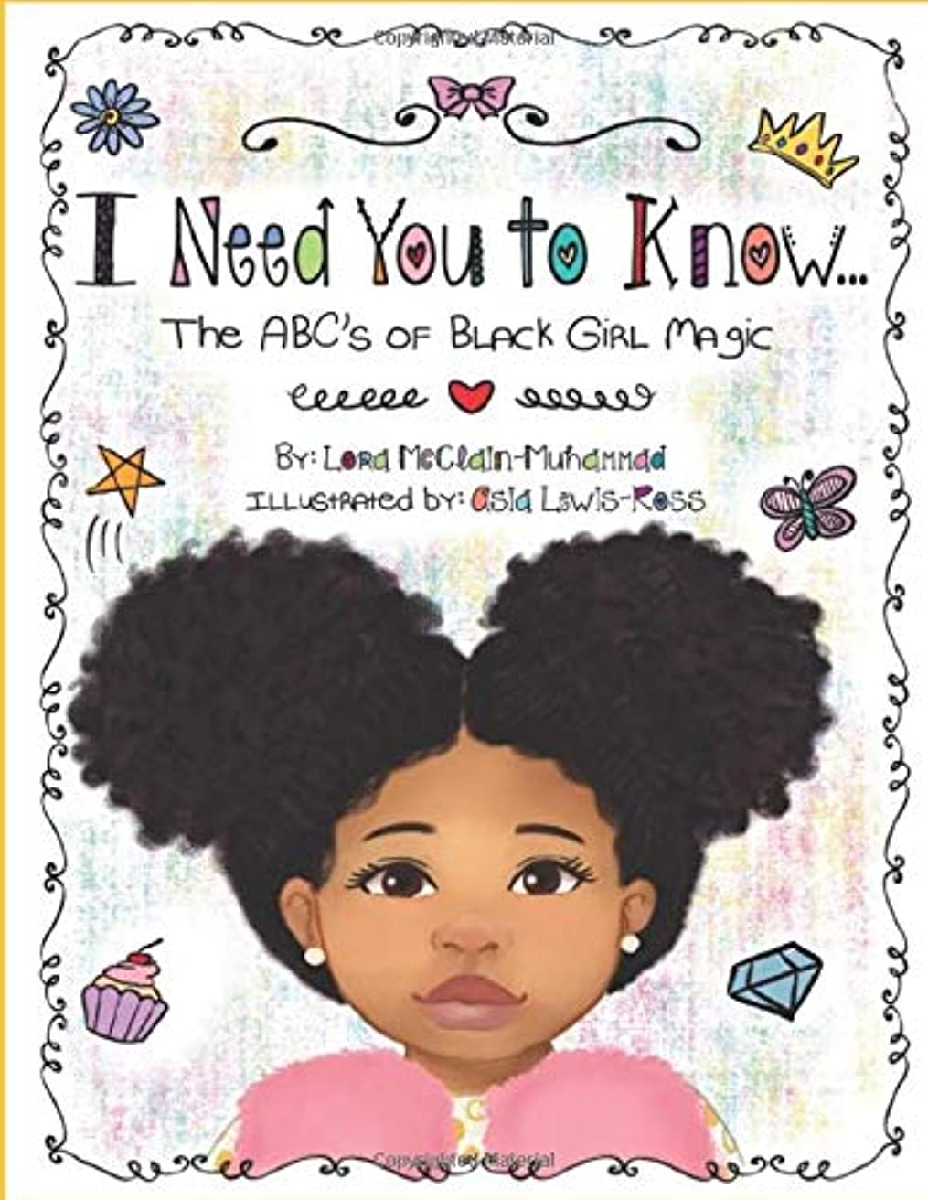 シールド抑圧する定義I Need You to Know: The ABC's of Black Girl Magic