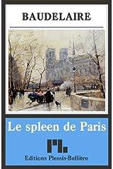 Le spleen de Paris (illustré) Format Kindle