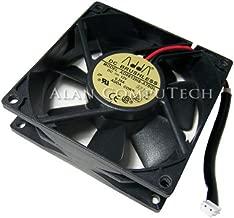AddA 12v DC 0.25a 4in-long 2-Wire 2-Pin 80x25mm FAN