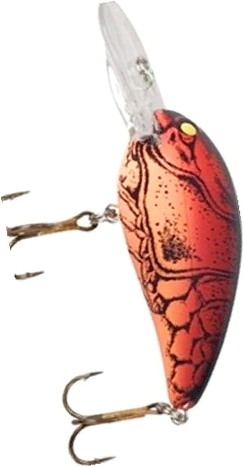 New Lot 3 Surprise price Model A 8oz Crawfish Fish Branded goods Crankbait Belly Orange Red