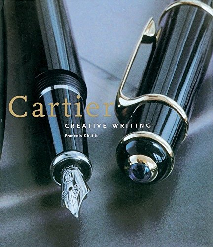Price comparison product image Cartier Creative Writing (Langue anglaise)