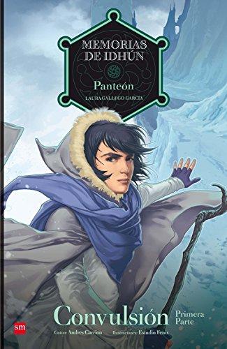 Memorias de Idhún: Panteón. Convulsión [1ª Parte]. Cómic: 3