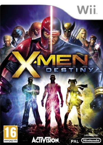X-MEN DESTINY WII EN PEGI EU