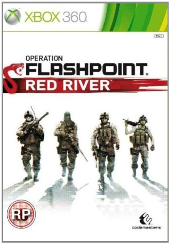 Codemasters Operation Flashpoint: Red River vídeo - Juego (Xbox 360, Shooter)
