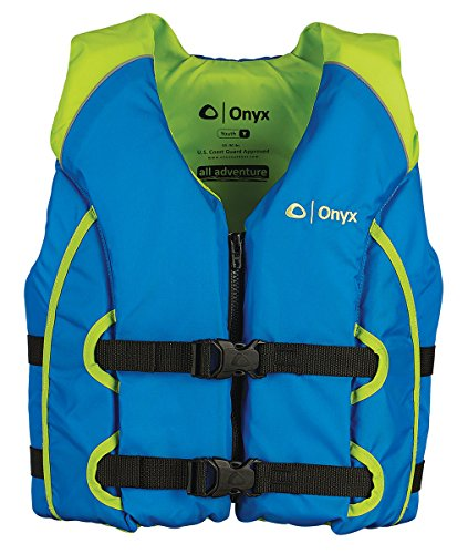 Onyx All Adventure Youth Vest, Blue
