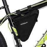 docooler Borsa Bicicletta Triangolo Tessuto di Oxford 18 * 18 * 4cm Borse da Sella per Bicicletta