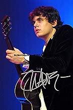 John Mayer Autographed Preprint Signed 11x14 Poster Photo 11