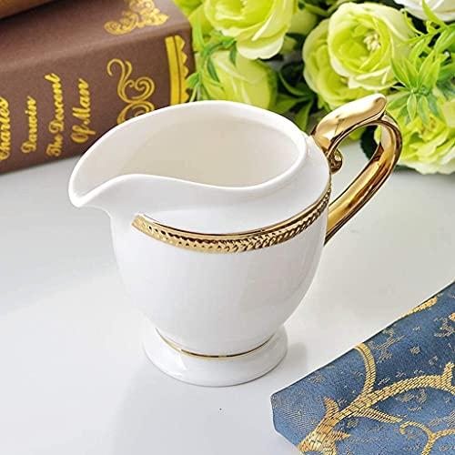 Bailing Küchenzubehör Saucieren Kreative Keramik Creamer mit Griff/Servierte Pitcher/Sauce Pitcher/Milch Kaffee Creamer Krug for Küche Fett-Trenn-Kanne mit/Sauciere