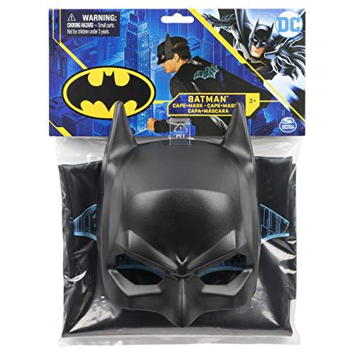 Batman 6060825 - Capa y mscara de superhroes para Disfraz