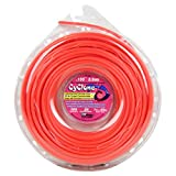 Desert Extrusion Cyclone CY155D1 .155' x 105' Commercial Line Red [12/Case]