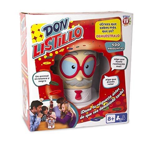 Play Fun Don Listillo - Juego de Mesa Familiar divertido...