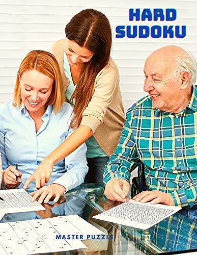 Hard Sudoku - Spiel Gehirn für Erwachsene
