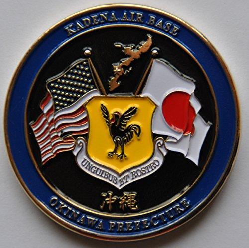 Challenge Coin Kadena Air Base